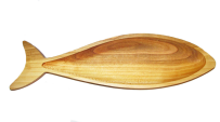 Тарелка рыба 2