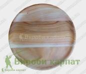 Тарілка з черешні 23-25 см.