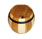 Barrel of wood