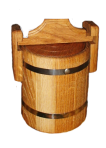 Barrel for honey