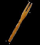 Widelec z wiśnią