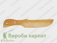 Drewniany nóż 20cm