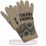 Rękawiczki damskie Wełniane