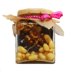 Honey with nuts
