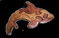 Puzzle delfinów