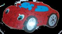 Samochody puzzle