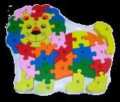 Puzzle Lwa