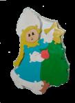 Пазл Снегурочка