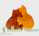 Кошачья семья 1