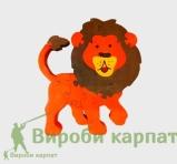 А lion