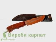 Hunting knife hunter