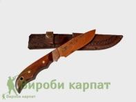 Охотничий нож сканер