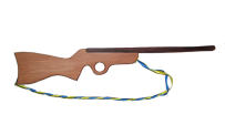 Pistolet z podwójną lufą