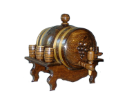 Souvenir barrel 5L