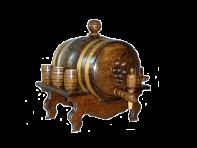 Souvenir barrel 5 L