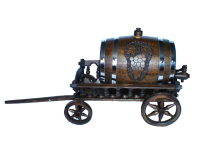 Barrel trolley 5L