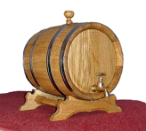 Oak Barrel 30l