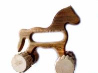 Деревянный массажер