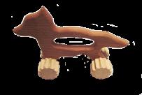 Масажер лисиця