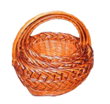 "Basket ""fisherman-semi hybrid"""