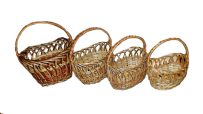 Baskets (mini fisherman)