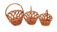 Комплект корзин (круглые детские)