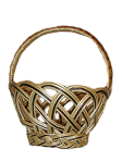 Basket wicker vine