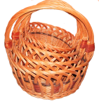 Set of baskets 4pcs