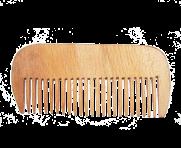 Расчёска буковая