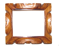 Рифлена фоторамка 10х12