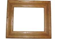 Дубова рамка 5,5 - 20х25