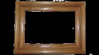Dębowa ramka na zdjęcia 5,5 - 30 x 40 cm