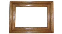 Дубова рамка 5,5 - 30х40