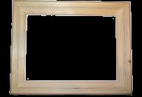 Ялинкова рамка 5,5 - 50х70