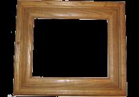 Дубова рамка 3,5 - 20х25 см