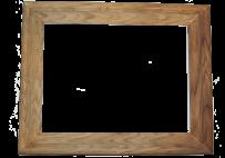 Дубова рамка 3,5 - 20х30 см