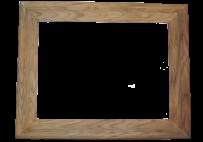 Дубова рамка 3,5 - 30х40