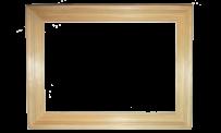 Еловая рамка 3,5 - 20х35