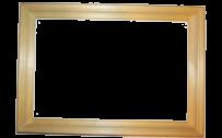 Еловая рамка 3,5 - 40х60