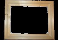 Ялинкова рамка 7 - 60х80