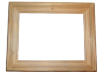 Ялинкова рамка 10 - 60х90