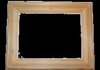 Ялинкова рамка 10 - 120х80