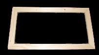 Підрамник 50х70