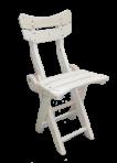 Hозкладний стілець