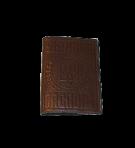 Skórzana okładka na paszport