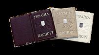 Обкладинка для паспорта.