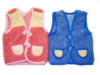 Children's vests S