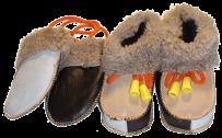 Rękawiczki z botkami