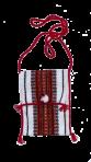 Сумка из тканого полотна (малая)
