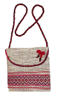 Bag with embroidery